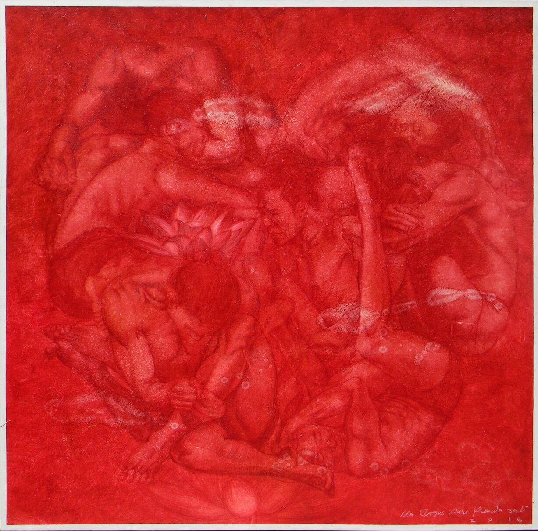 Ida Bagus Putu Purwa, IN RED